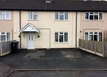 Thumbnail 3 bed terraced house for sale in Oak Drive, St. Martins, Oswestry