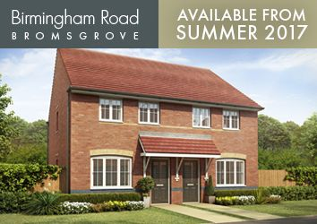 Thumbnail 2 bed semi-detached house for sale in Swallows Close, Bromsgrove, Bromsgrove