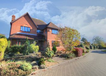Thumbnail 4 bed detached house for sale in Orchard Close, Bromham
