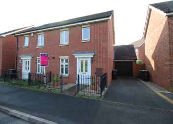 Thumbnail 3 bedroom semi-detached house for sale in Rothesay Gardens, Monmore Grange, Wolverhampton