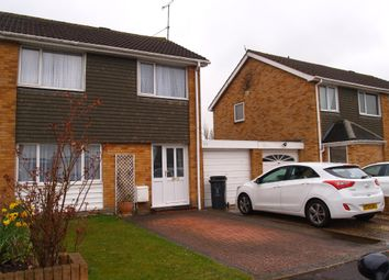 Thumbnail 3 bed semi-detached house to rent in Sutton Road, Swindon