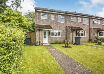 Thumbnail 3 bed end terrace house for sale in Copnor Close, Newbury