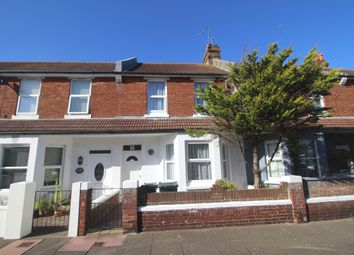 Thumbnail 3 bed terraced house for sale in Seaford Road, Redoubt, Eastbourne