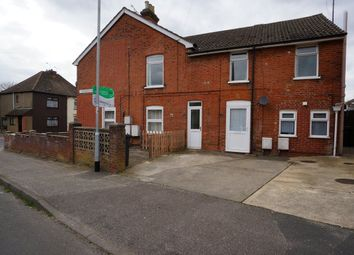 Thumbnail 2 bed flat to rent in Foxhall Road, Ipswich