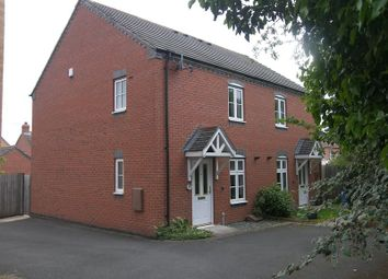 Thumbnail 3 bed semi-detached house to rent in Ashford Close, Hadley, Telford