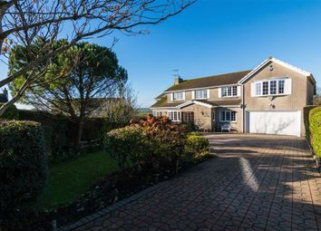 Thumbnail 5 bed detached house for sale in Brynview Close, Reynoldston, Swansea