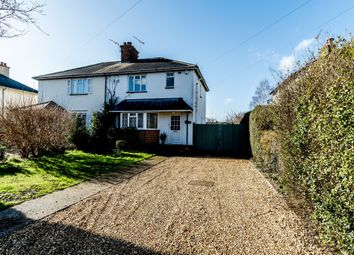 Thumbnail 3 bedroom semi-detached house for sale in Cannon Court Road, Maidenhead