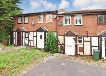 Thumbnail 2 bed terraced house for sale in Goose Close, Walderslade, Chatham, Kent