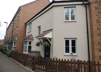 Thumbnail 3 bed terraced house for sale in Water Meadow Way, Downham Market