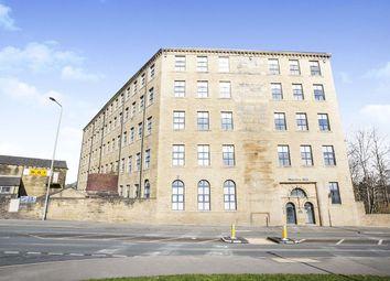 Thumbnail 1 bed flat to rent in Pellon Lane, Martin's Mill, Halifax