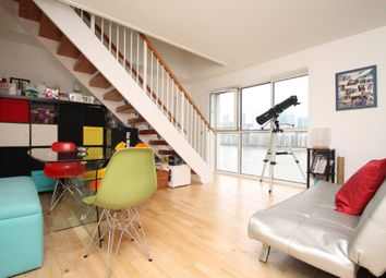Thumbnail 1 bed duplex to rent in Princes Court, Surrey Quays