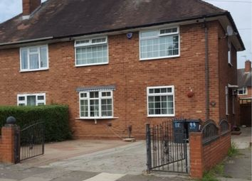 Thumbnail 4 bed semi-detached house for sale in Hengham Road, Kitts Green, Birmingham