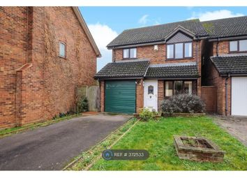 Thumbnail 3 bed detached house to rent in Eden Way, Winnersh, Wokingham