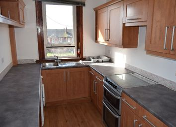Thumbnail 2 bed flat for sale in Gillies Street, Troon, South Ayrshire