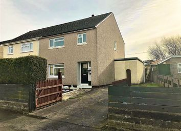Thumbnail 3 bed semi-detached house for sale in Maes Y Wern, Carway, Llanelli