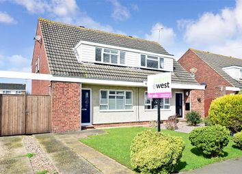 Thumbnail 3 bed semi-detached house for sale in White Horses Way, Littlehampton, West Sussex