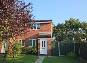Thumbnail 2 bedroom semi-detached house to rent in Marsh Way, Penwortham, Preston