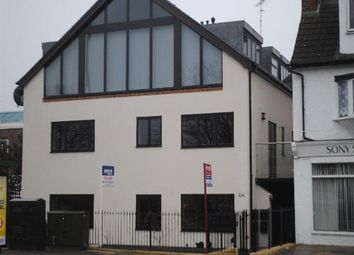 Thumbnail 1 bed flat to rent in Hatfield Road, St.Albans