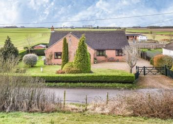 Thumbnail 4 bed detached bungalow for sale in Stow Road, Wiggenhall St. Mary Magdalen, King's Lynn