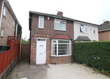Thumbnail 2 bedroom semi-detached house for sale in Kenrick Road, Mapperley, Nottingham