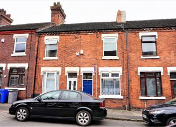 Thumbnail 2 bed terraced house for sale in Stanier Street, Stoke-On-Trent