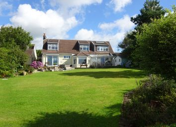 Thumbnail 4 bed detached house for sale in Cormorant Cottage, North Hill Lane, Penmaen, Gower