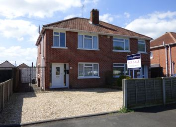 Thumbnail 3 bed semi-detached house for sale in Testwood Lane, Totton