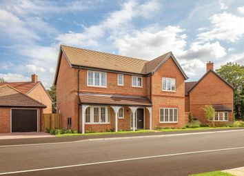 Thumbnail 4 bed detached house for sale in Sweeters Field, Alfold, Cranleigh, Surrey