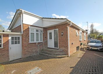 Thumbnail 2 bed bungalow for sale in The Island, Wraysbury, Staines