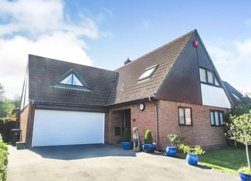 Thumbnail 4 bed detached house for sale in Greensome Drive, Ferndown