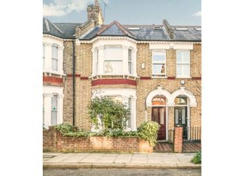 Thumbnail 5 bed terraced house for sale in Achilles Road, West Hampstead