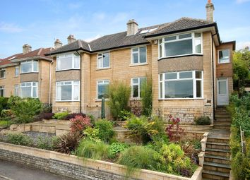 Abbey View Gardens, Bath, Somerset BA2. 3 bed semi-detached house for sale