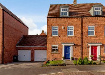 Thumbnail 3 bed semi-detached house for sale in Prospect Avenue, Easingwold, York
