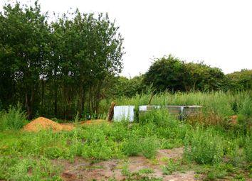 Thumbnail Land for sale in Una Road, Parkeston, Harwich