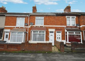 Thumbnail 3 bed terraced house for sale in Linslade Street, Swindon