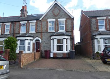 Thumbnail 4 bed end terrace house to rent in Washington Road, Caversham, Reading