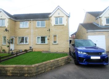 Thumbnail 3 bed semi-detached house to rent in Peakstone Close, Balby, Doncaster