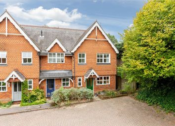 Thumbnail 3 bed end terrace house for sale in Hadley Place, Weybridge, Surrey