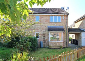 Thumbnail 1 bedroom terraced house to rent in Derwent Close, St. Ives, Huntingdon