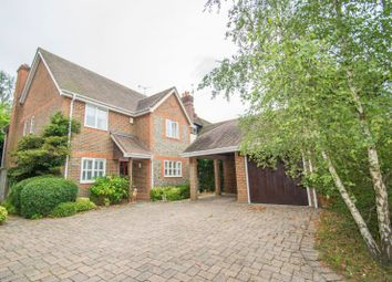 Thumbnail 4 bed detached house for sale in Woodcote, Reading