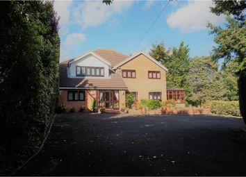 Thumbnail 5 bedroom detached house for sale in Church Lane, Bridgnorth