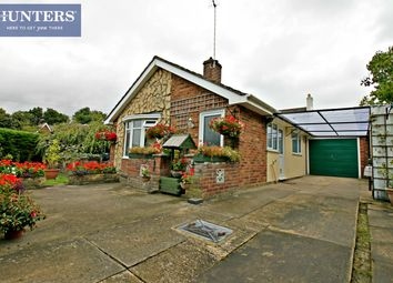Thumbnail 3 bed detached bungalow for sale in Filby Close, Filby, Great Yarmouth