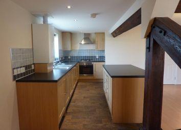Thumbnail 1 bed flat to rent in Belle Vue, Leek