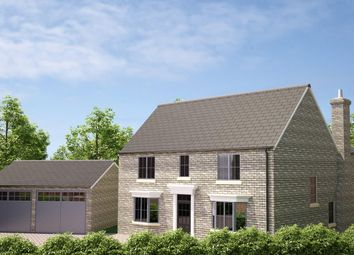 Thumbnail 4 bed detached house for sale in Willow Court, Drax, Selby