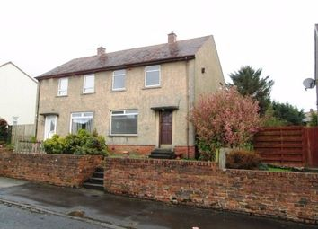 Thumbnail 2 bed semi-detached house to rent in James Campbell Road, Ayr