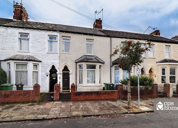 Thumbnail 3 bed terraced house for sale in Llantrisant Street, Cathays, Cardiff