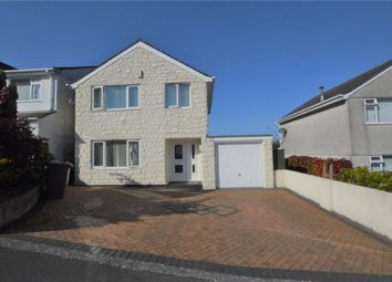 Thumbnail 3 bed detached house to rent in Hemerdon Heights, Plymouth, Devon