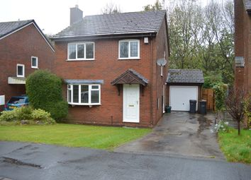 Thumbnail 4 bed detached house to rent in Bracken Avenue, Loggerheads