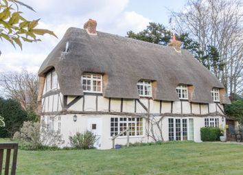 Thumbnail 3 bed cottage for sale in Over Wallop, Stockbridge, Hampshire