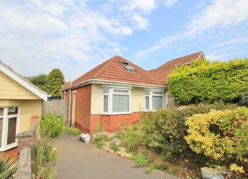 Thumbnail 4 bedroom detached bungalow for sale in Avon Road, Southampton, Hampshire